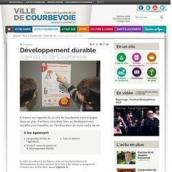 """Ville de Courbevoie: Conciergerie d'entreprises, le retour d'expériences de """"Schering Plough"""""""