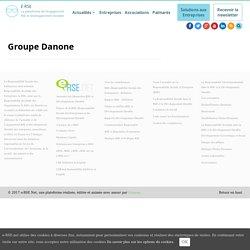 La RSE et le Développement Durable chez Danone