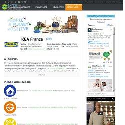 La RSE et le Développement Durable chez IKEA France