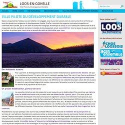 Loos ville pilote | Bienvenue sur le site officiel de Loos-en-Gohelle