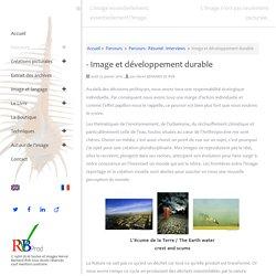 - Image et développement durable - Regard sur l'image