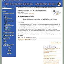 EM2.4 TIC et dév durable