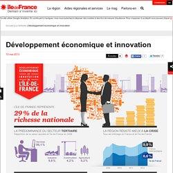 Développement économique et innovation