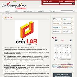 Grand Angoulême Développement économique