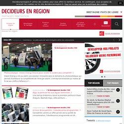 développement durable / RSE / entreprises / Innover en région / Bretagne Pays de Loire / Décideurs en Région