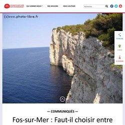 Fos-sur-Mer : Faut-il choisir entre développement du transport fluvial et protection de la biodiversité ?