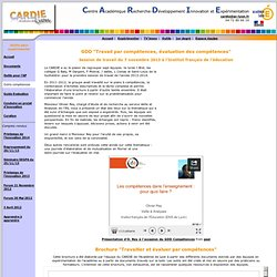 Coordination Académique Recherche-Développement Innovation et Expérimentation