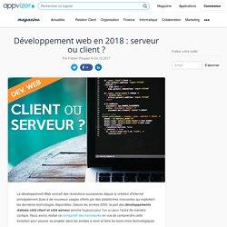 Développement Web ? Meilleurs frameworks pour son site web et mobile