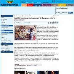 Les PME moteur du développement du Cameroun selon le gouvernement