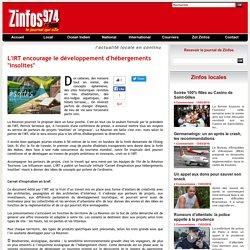 """L'IRT encourage le développement d'hébergements """"insolites"""""""