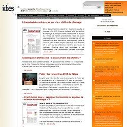 Institut pour le développement de l'information économique et so