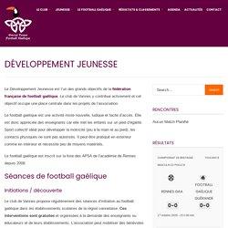 Gwened Vannes Football Gaélique