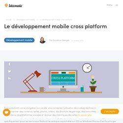 Le développement mobile cross platform