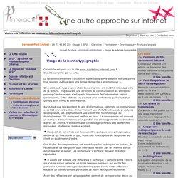 BP Eminet, Développement et formation Drupal, formation SPIP, plate-forme collaborative Claroline, Drupal, ergonomie, accessibilité, multilinguisme
