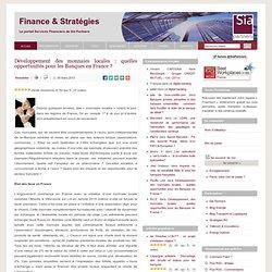 Développement des monnaies locales : quelles opportunités pour les Banques en France ?