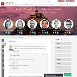 Outsourcing Magento France