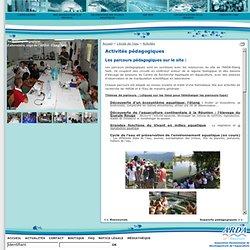 aquaculture, écologie des eaux douces, éducation pour un développement durable - Activités pédagogiques
