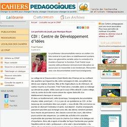 CDI : Centre de Développement d'Idées