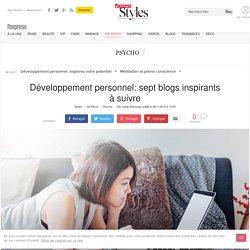 blog de développement personnel à suivre - L'Express Styles