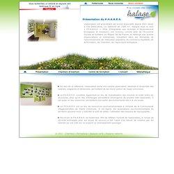Présentation du P.H.A.R.E.S. - HALAGE : Développement durable, insertion professionnelle