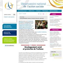 Développement social et protection de l'enfance
