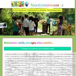 Éducation au Développement Durable : RessourceS