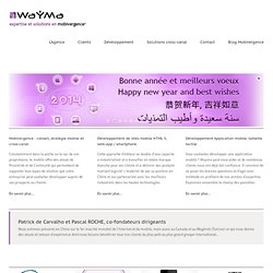 Wayma-Agence conseil en Marketing Mobile, iPhone, iPad, Android, Smartphone...