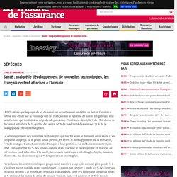 Santé : malgré le développement de nouvelles technologies, les Français restent attachés à l'humain