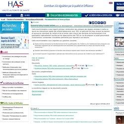 Autisme et autres troubles envahissants du développement : interventions éducatives et thérapeutiques coordonnées chez l'enfant et l'adolescent