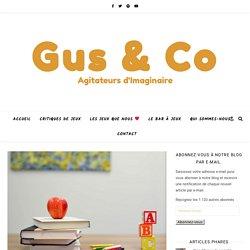 Développer son apprentissage des langues étrangères en jouant – Gus and Co