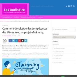 Comment développer les compétences des élèves avec un projet eTwinning