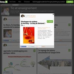 Développer du contenu m-learning - Le blog de Skolanet ! [ e ...
