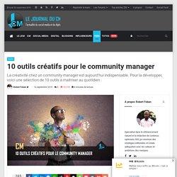 Community manager : 10 outils pour développer sa créativité