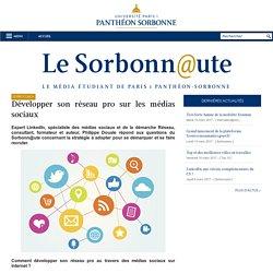 Développer son réseau pro sur les médias sociaux
