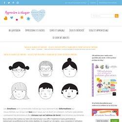 Tableau des nuances des émotions : un outil pour développer le vocabulaire des enfants autour des émotions - Apprendre à éduquer