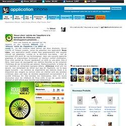 'Roue Libre' retirée de l'AppStore à la demande de JCDecaux et son app 'AllbikeNow' : les développeurs perplexes ...