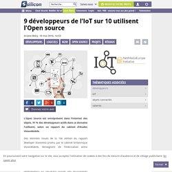 9 développeurs de l'IoT sur 10 utilisent l'Open source