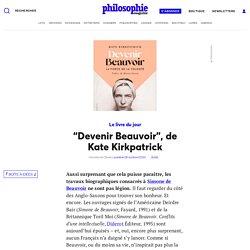 """Devenir Beauvoir"", de Kate Kirkpatrick"