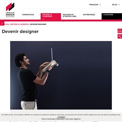 Devenir designer