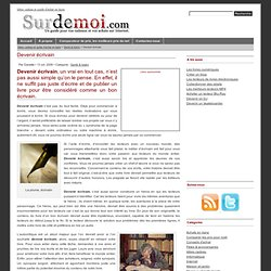 Devenir écrivain - Conseil Surdemoi.com