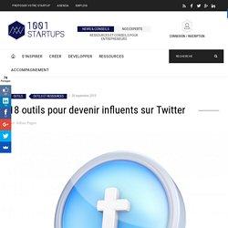 18 outils pour devenir influents sur Twitter
