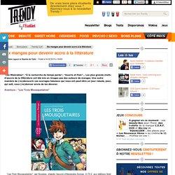 Six mangas pour devenir accro à la littérature - L'Etudiant Trendy