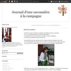 Devenir savonnier... - Journal d'une savonnière au naturel