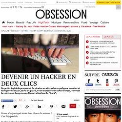 Devenir un hacker en deux clics - Hacker ouvert - Le Nouvel Observateur