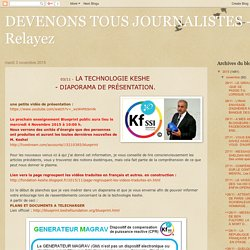 DEVENONS TOUS JOURNALISTES - Relayez