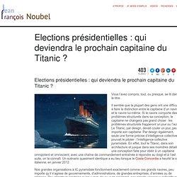 Qui deviendra le prochain capitaine du Titanic ?
