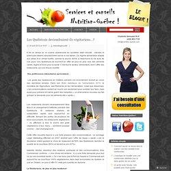 Nutrition Quebec, une source fiable d'information et de conseils en nutrition!