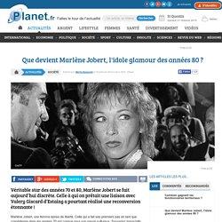 Que devient Marlène Jobert, l'idole glamour des années 80