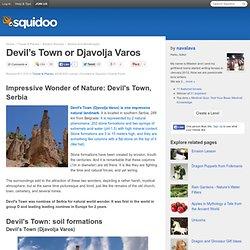 Devil's Town or Djavolja Varos