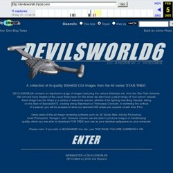 DEVILSWORLD6 (Gateway Portal) - Bookmark THIS page!